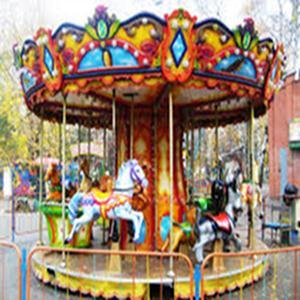 Парки культуры и отдыха Яльчиков