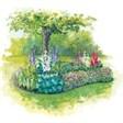 Место встречи - иконка «сад» в Яльчиках